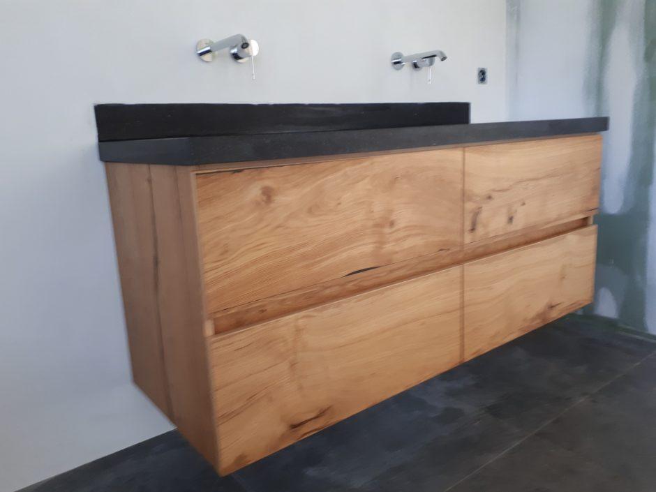 Houten badmeubel maatwerk meubels K2 Keukens en Meubels Exclusief op maat 1