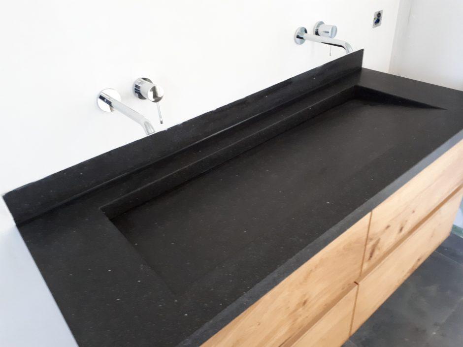 Houten badmeubel maatwerk meubels K2 Keukens en Meubels Exclusief op maat 2