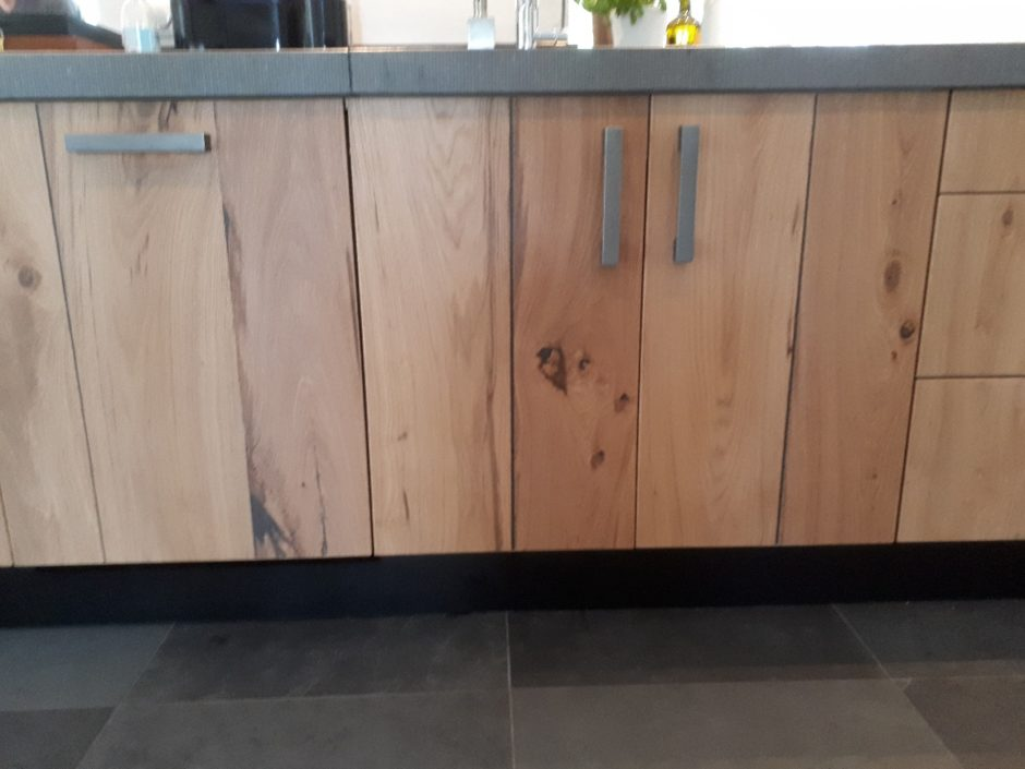 Houten eiken maatwerk keukens K2 Keukens en Meubels Exclusief op maat 1