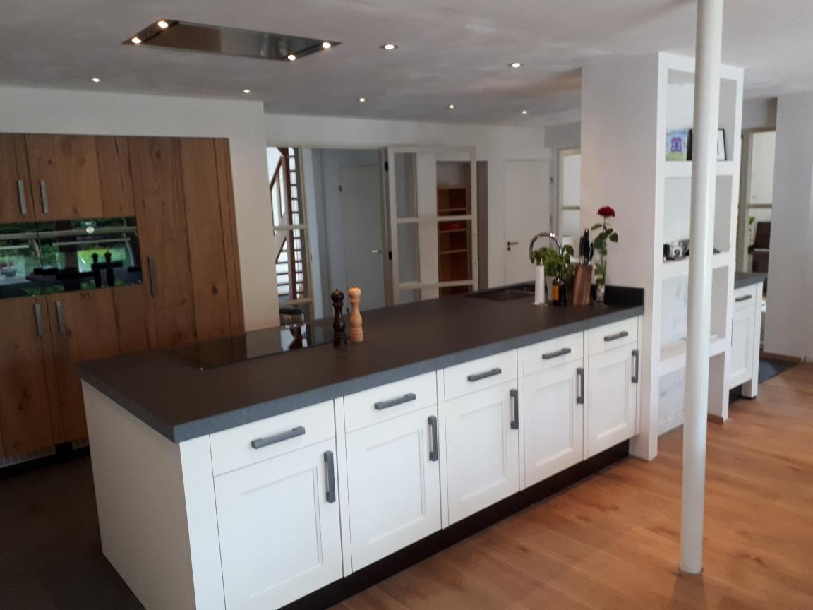 Houten eiken maatwerk keuken voor ieder budget for Budget meubels
