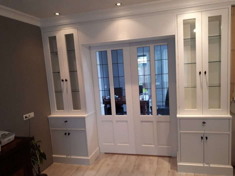 Kamer en Suite Maatwerk interieur meubel kast deur handgemaakt meubels op maat hout K2 Keukens en Meubels Exclusief2