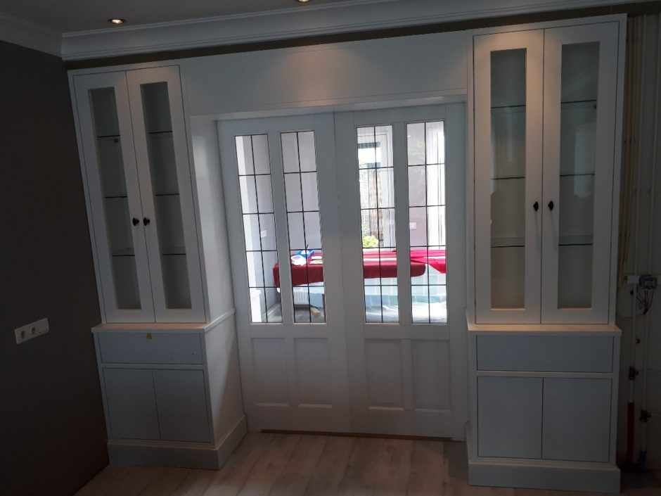 Kamer en Suite Maatwerk interieur meubel kast deur handgemaakt meubels op maat hout K2 Keukens en Meubels Exclusief3