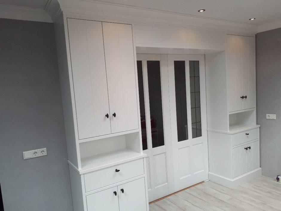 Kamer en Suite Maatwerk interieur meubel kast deur handgemaakt meubels op maat hout K2 Keukens en Meubels Exclusief4