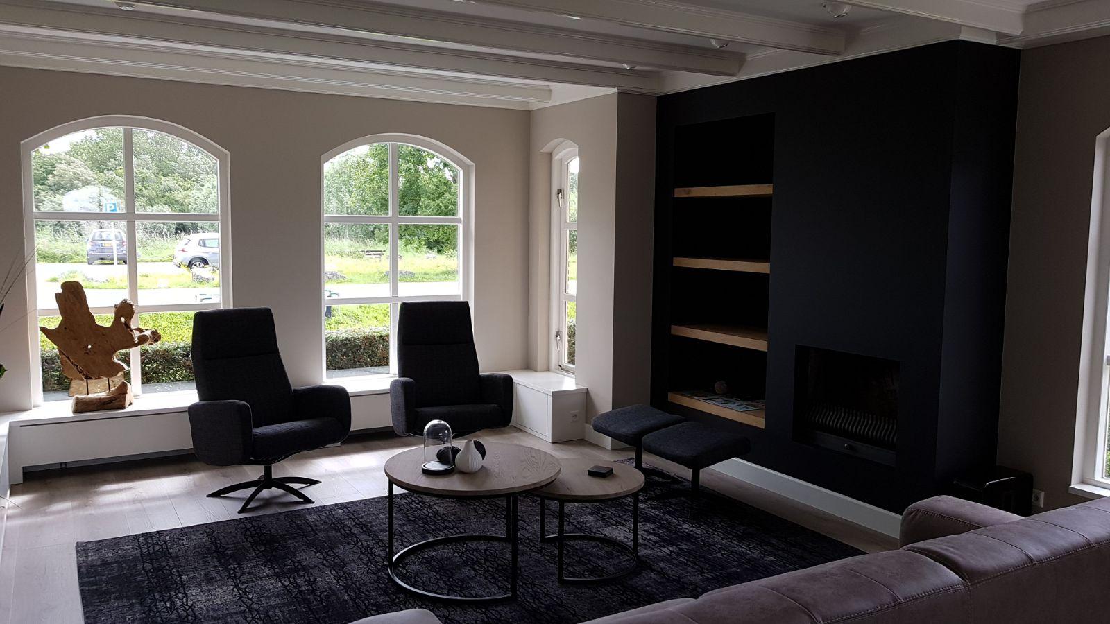Maatwerk interieur tv meubel van topkwaliteit handgemaakt for Budget meubels