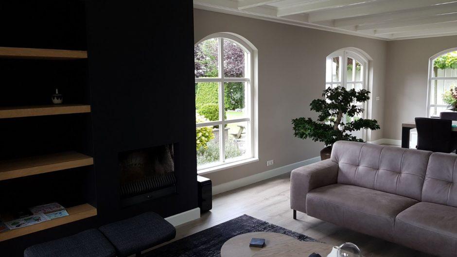 Maatwerk interieur tv meubel handgemaakt Maatwerk meubels op maat hout K2 Keukens en Meubels Exclusief4
