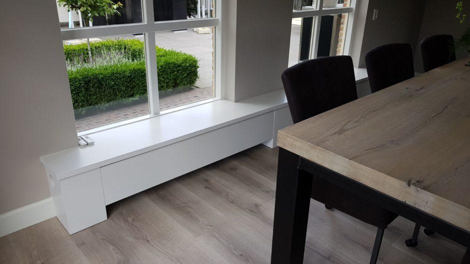 Maatwerk interieur tv meubel handgemaakt Maatwerk meubels op maat hout K2 Keukens en Meubels Exclusief5