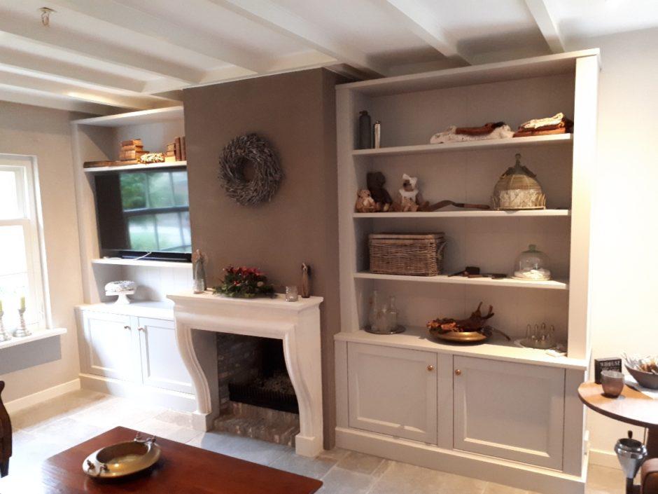Maatwerk kast kasten en kamer en suite op maat houten maatwerk suites K2 Keukens en Meubels Exclusief 1