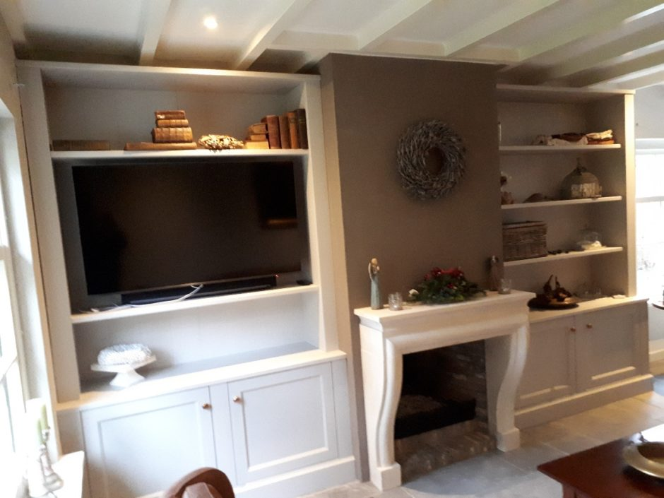 Maatwerk kast kasten en kamer en suite op maat houten maatwerk suites K2 Keukens en Meubels Exclusief 2