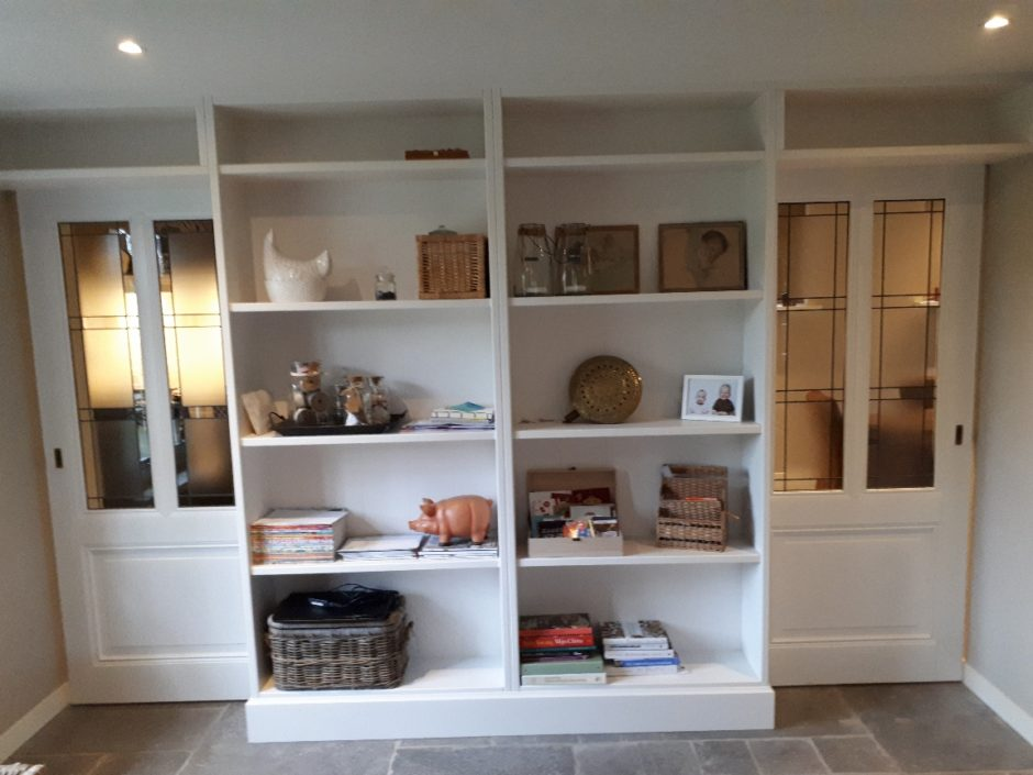 Maatwerk kast kasten en kamer en suite op maat houten maatwerk suites K2 Keukens en Meubels Exclusief 4