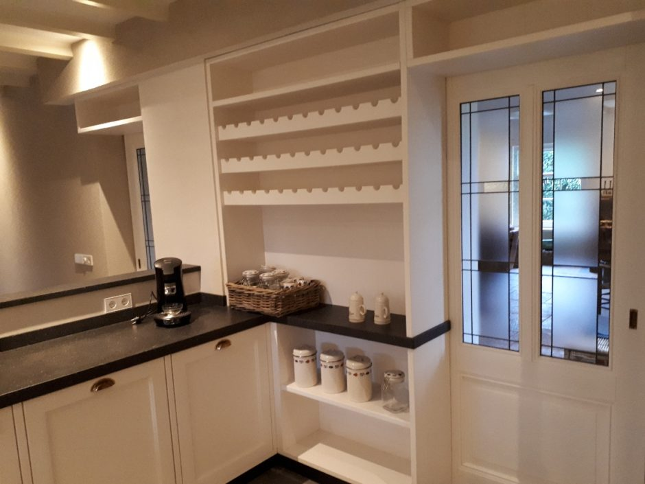Maatwerk kast kasten en kamer en suite op maat houten maatwerk suites K2 Keukens en Meubels Exclusief 5