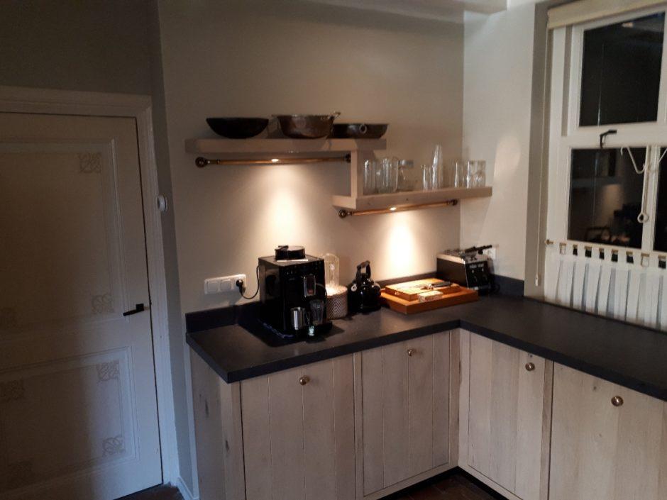 Massief eiken keuken op maat houten maatwerk keukens K2 Keukens en Meubels Exclusief 7