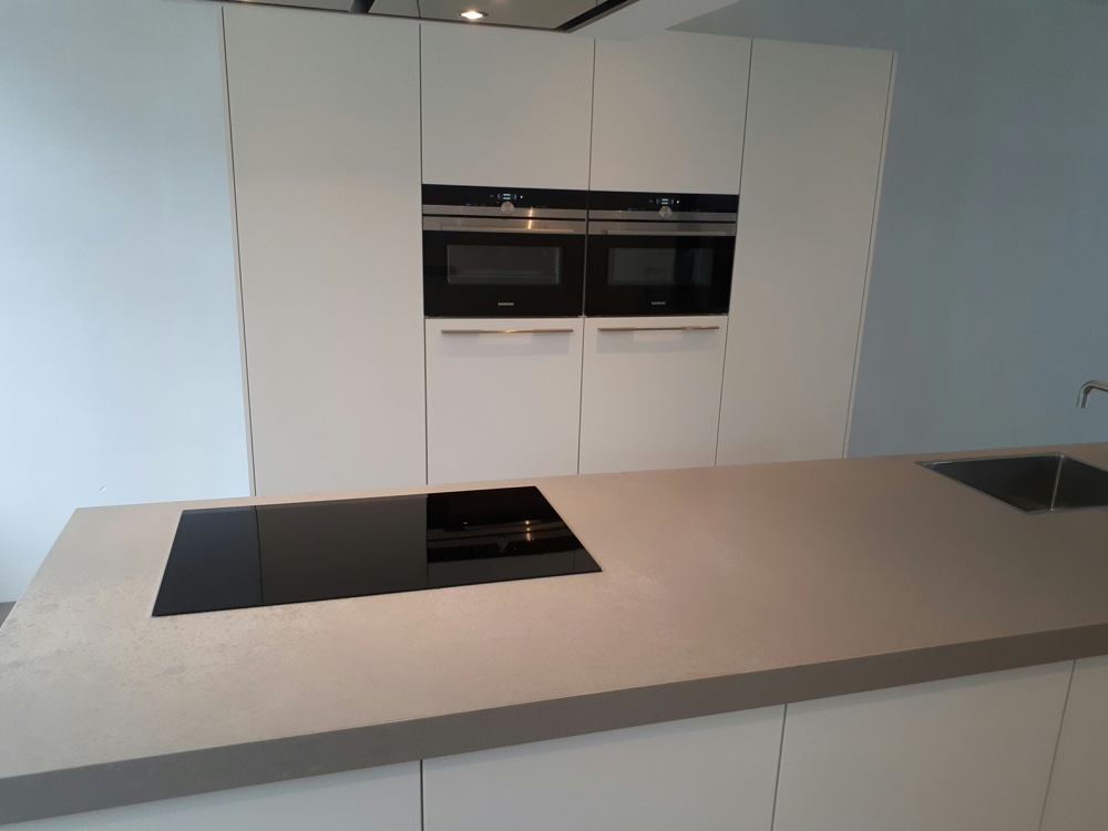 Moderne keuken op maat laten maken K2 interieurwerken