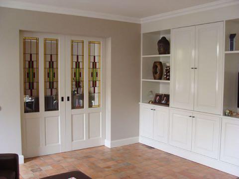 Kamer en suite met inbouwkast