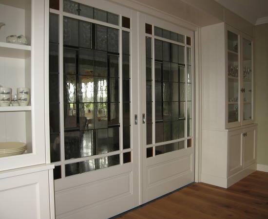 kamer en suite woonkamer