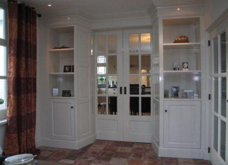 Kamer en suite met inbouwkast laten maken