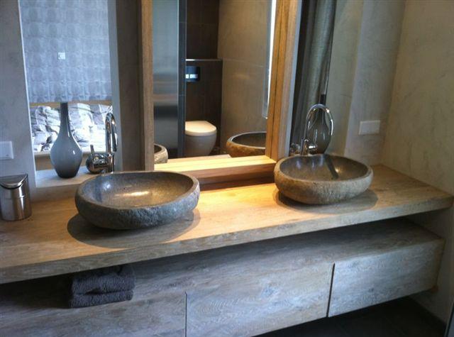 Maatwerk meubel voor badkamer