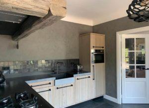 Maatwerk keuken in Made